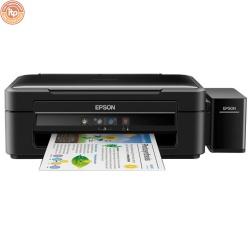 پرينتر چندکاره جوهرافشان اپسون مدل EPSON L382 Multifunction Inkjet Printer