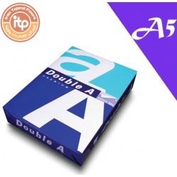کاغذ 80 گرمی A5 (دبل ای) Double A