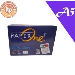 کاغذ 80 گرمی A5 Paper One