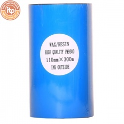ریبون پرینتر لیبل زن NP مدل Wax Resin 110mm x 300m