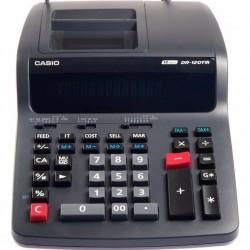 ماشين حساب چاپگر رومیزی کاسيو مدل DR-120 TM