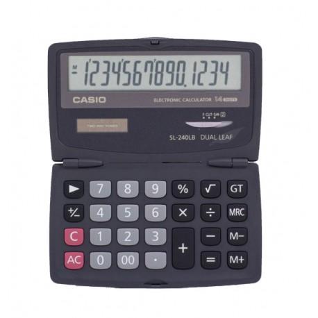 ماشین حساب کاسیو مدل SL-240LB