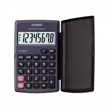 ماشین حساب کاسیو مدل LC-401 LV